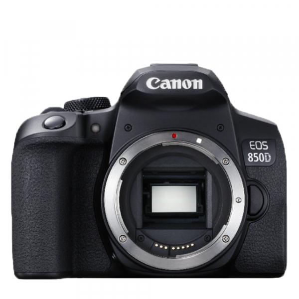 Canon EOS 850D 24Mpx CMOS 4K , body + cadou Canon 50mm f/1.8 STM 1