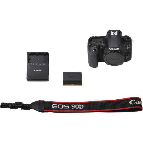 Canon EOS 90D Body 5