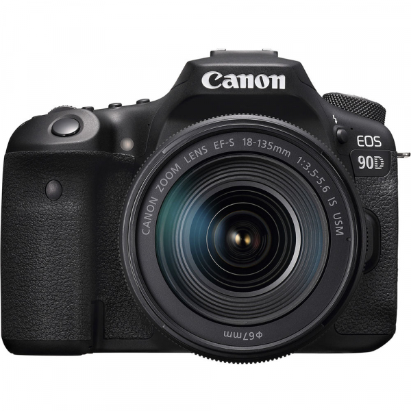 Canon EOS 90D kit + 18-135mm IS NANO USM 0