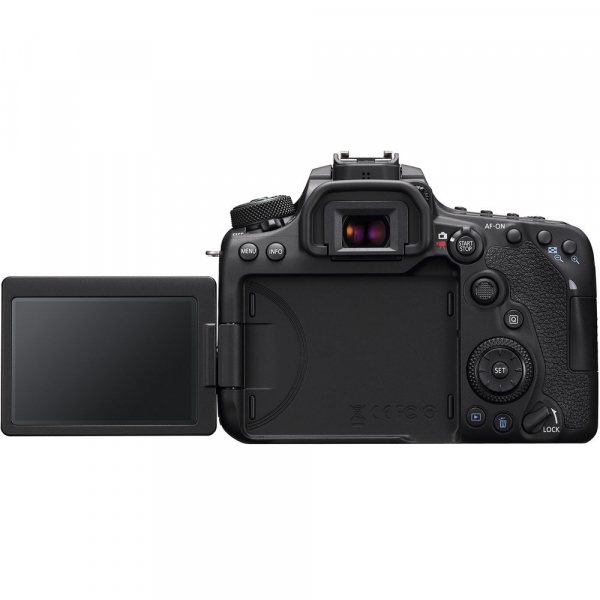 Canon EOS 90D kit + 18-135mm IS NANO USM 5