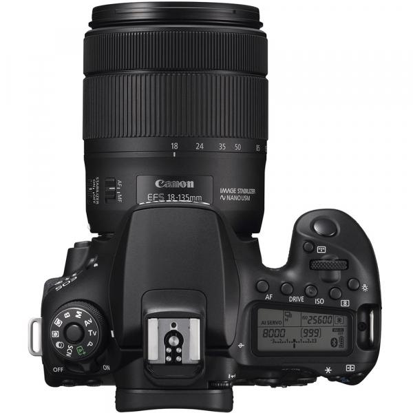 Canon EOS 90D kit + 18-135mm IS NANO USM 3