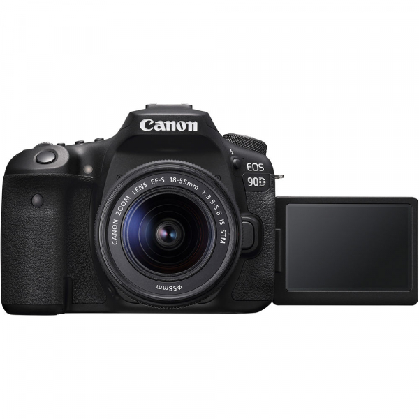 Canon EOS 90D kit + 18-55mm IS STM 5