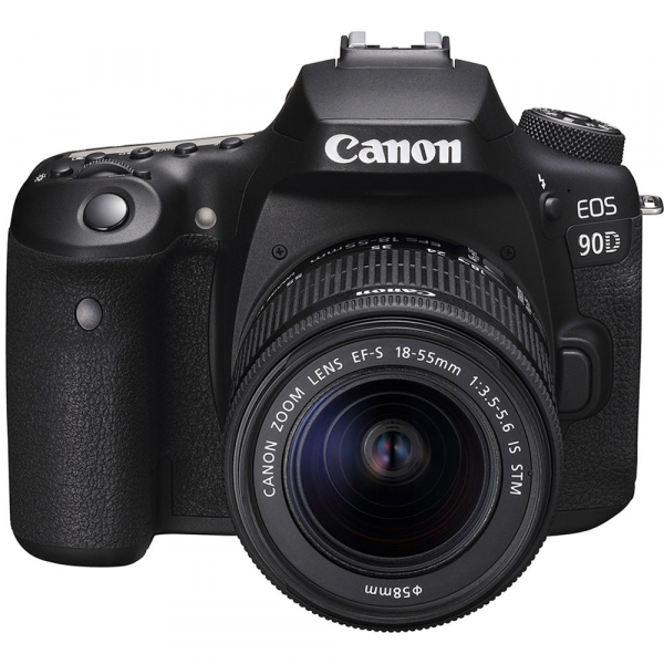 Canon EOS 90D kit + 18-55mm IS STM 1