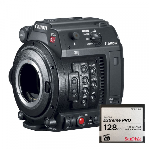 Canon EOS C200 EF - Camera Cinema Profesionala 0
