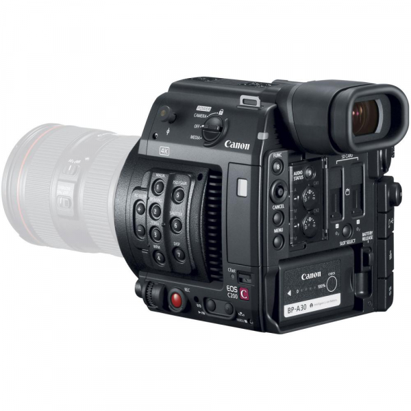 Canon EOS C200 EF - Camera Cinema Profesionala [10]