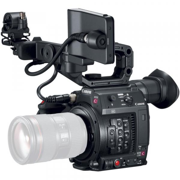 Canon EOS C200 EF - Camera Cinema Profesionala [7]