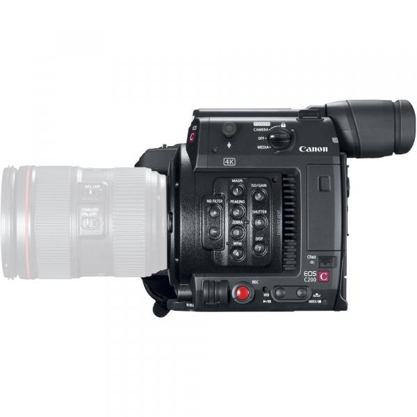 Canon EOS C200 EF - Camera Cinema Profesionala [11]
