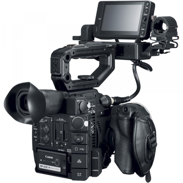 Canon EOS C200 EF - Camera Cinema Profesionala [5]