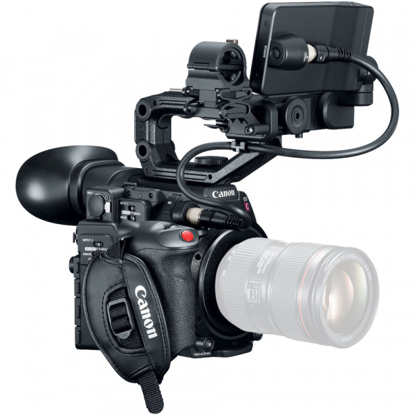 Canon EOS C200 EF - Camera Cinema Profesionala 3