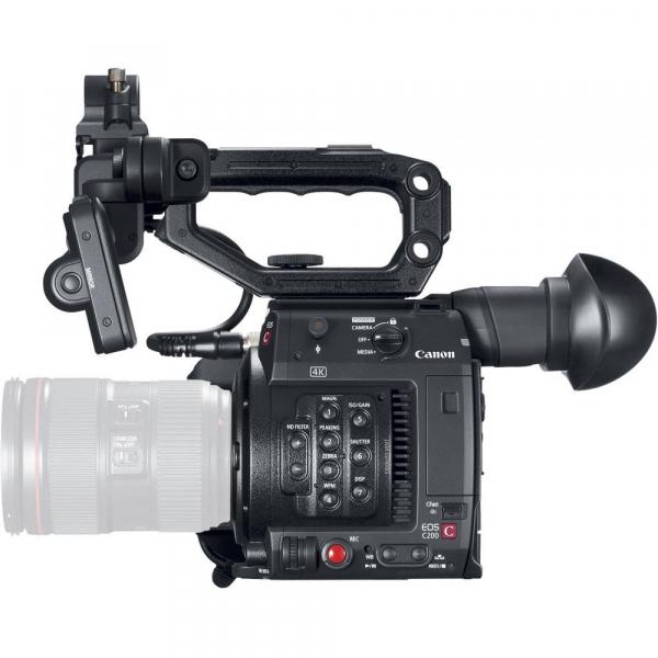 Canon EOS C200 EF - Camera Cinema Profesionala [2]
