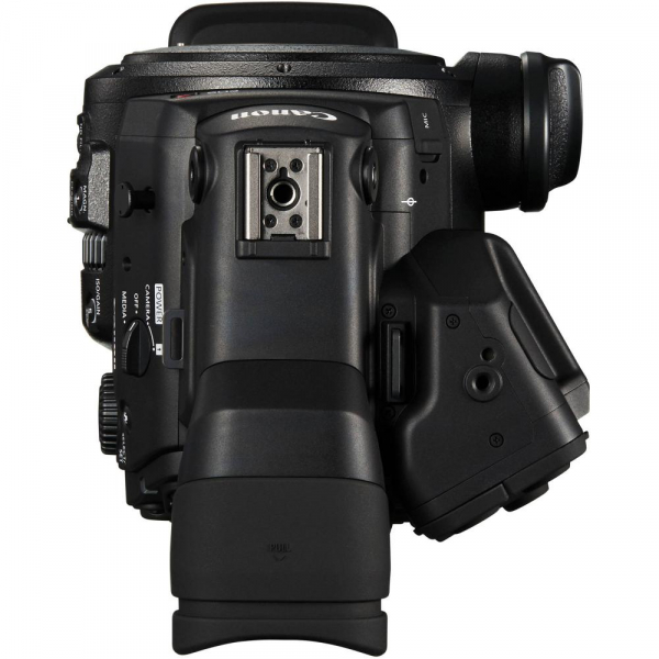 Canon EOS C300 Mark II - camera cinema 4K - montura Canon EF 3