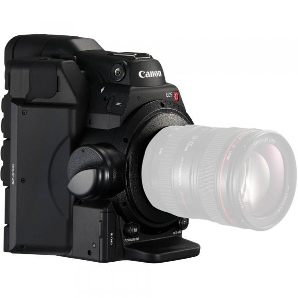 Canon EOS C300 Mark II - camera cinema 4K - montura Canon EF 5