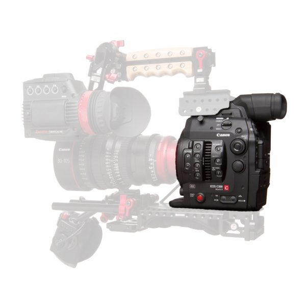 Canon EOS C300 Mark II - camera cinema 4K - montura Canon EF 6