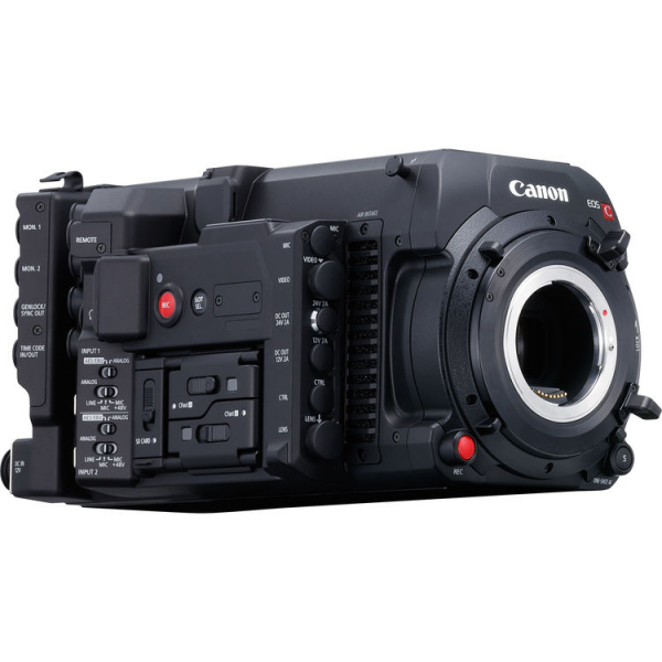 Canon EOS C700 EF - Camera Cinema Professionala 2