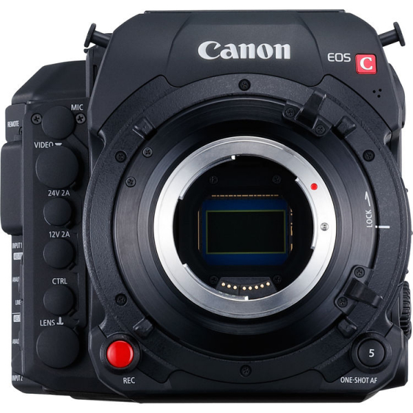 Canon EOS C700 EF - Camera Cinema Professionala 1