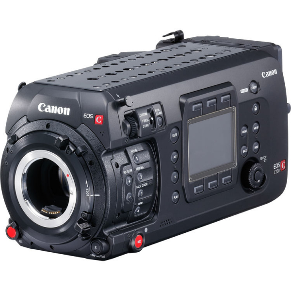 Canon EOS C700 EF - Camera Cinema Professionala 0