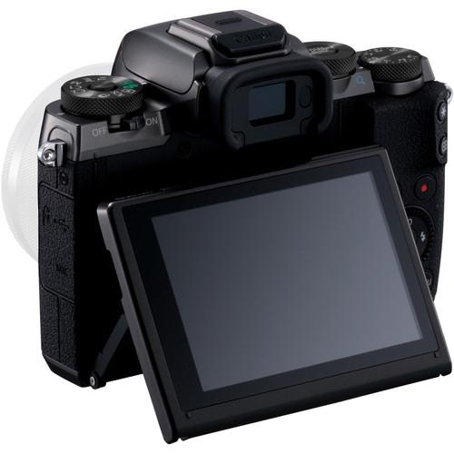 Canon EOS M5 body , black 6