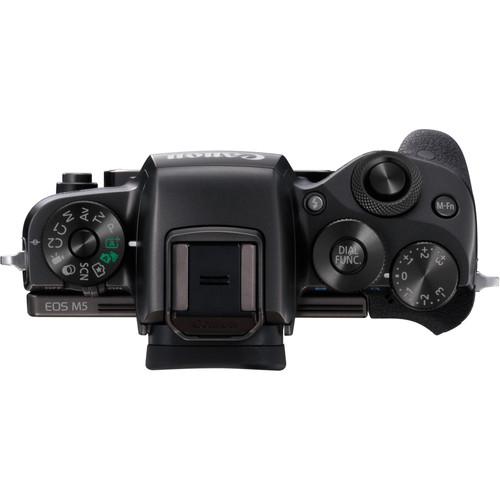 Canon EOS M5 body , black 2