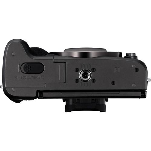 Canon EOS M5 body , black 5