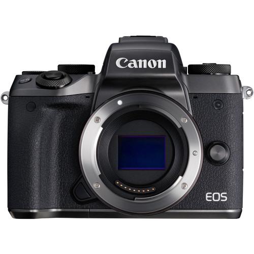 Canon EOS M5 body , black 0