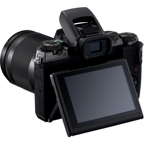 Canon EOS M5 negru Kit EF-M 18-150mm IS STM 1
