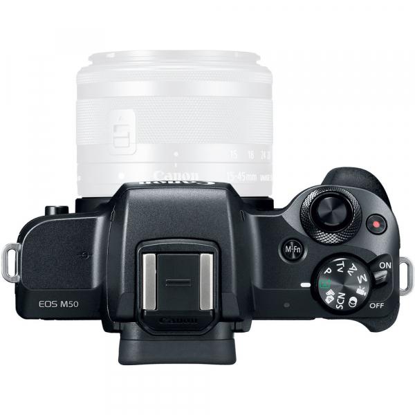Canon EOS M50 body - negru [2]