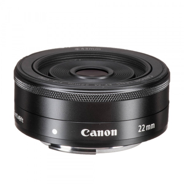 Canon EOS M50 + Canon 15-45mm IS negru Canon EF-M 22mm f2 STM 6
