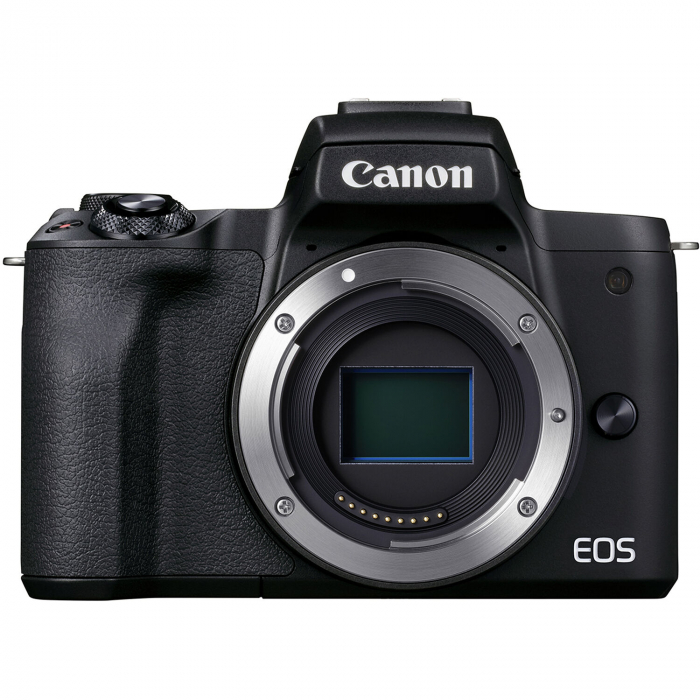 CANON EOS M50 MARK II Aparat foto Mirrorless Kit cu Canon EF-M 18-150mm F3.5-6.3 IS STM, Negru [10]