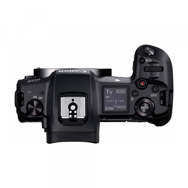 Canon EOS R, Mirrorless 30MP, 4K + Adaptor Standard Canon EF-EOS R (Inchiriere) 4