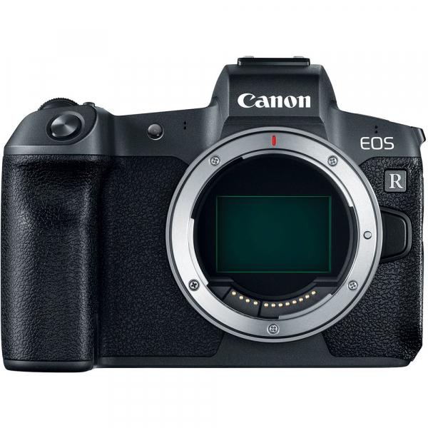 Canon EOS R, Mirrorless 30MP, 4K + Adaptor Standard Canon EF-EOS R (Inchiriere) 1