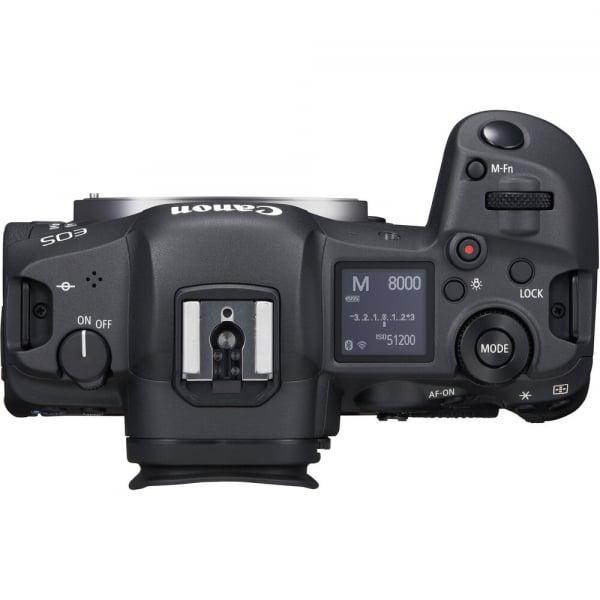 Canon EOS R5, Aparat Foto Mirrorless Full Frame, 8K - body 2