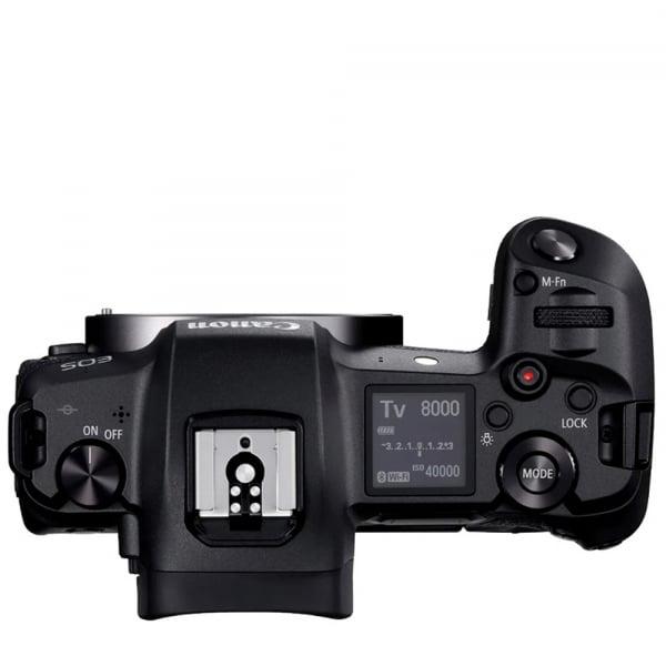 Canon EOS R5, Aparat Foto Mirrorless Full Frame, 8K - body 4