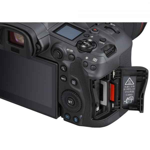 Canon EOS R5, Aparat Foto Mirrorless Full Frame, 8K - body 3