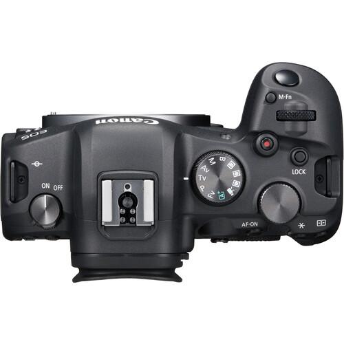 Canon EOS R6, Aparat Mirrorless Full Frame, 20Mpx, 4K 2
