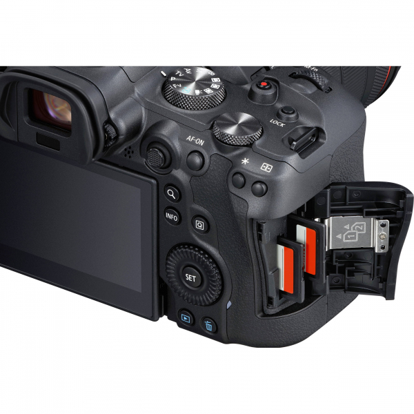Canon EOS R6, Aparat Mirrorless Full Frame, 20Mpx, 4K 3