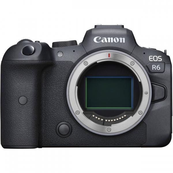Canon EOS R6, Aparat Mirrorless Full Frame, 20Mpx, 4K 0