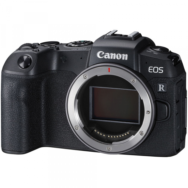 Canon EOS RP, Mirrorless 26MP, 4K - body + Adaptor Standard Canon EF-EOS R 3
