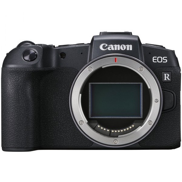 Canon EOS RP, Mirrorless 26MP, 4K - body + Adaptor Standard Canon EF-EOS R 2