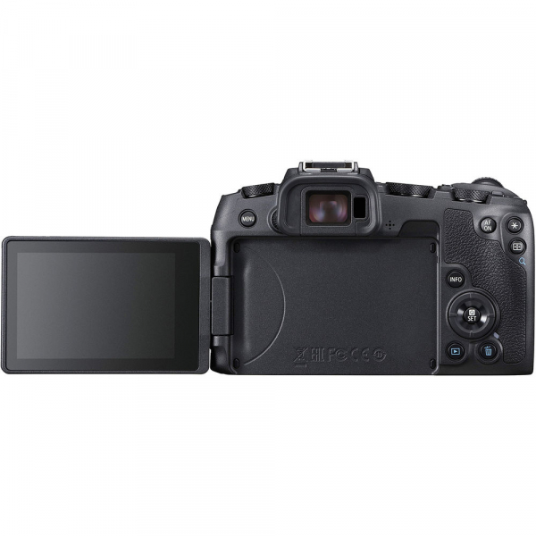Canon EOS RP, Mirrorless 26MP, 4K - body + Adaptor Standard Canon EF-EOS R 5
