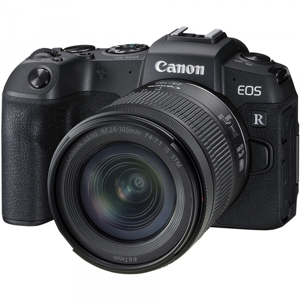 Canon EOS RP Mirrorless Kit RF 24-105mm F4-7.1 IS STM 0