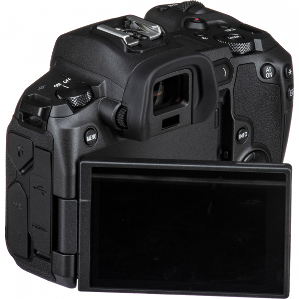 Canon EOS RP Mirrorless Kit RF 24-105mm F4-7.1 IS STM 7