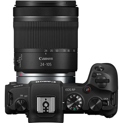 Canon EOS RP Mirrorless Kit RF 24-105mm F4-7.1 IS STM 12