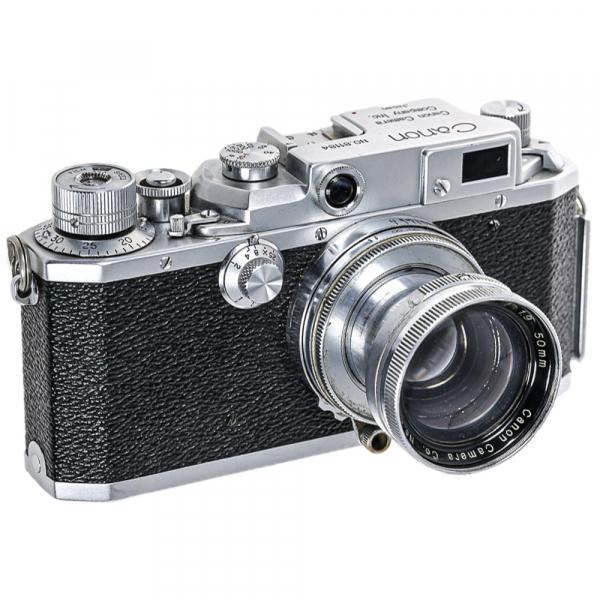 Canon IVSB , Serenar 1,9/50 10