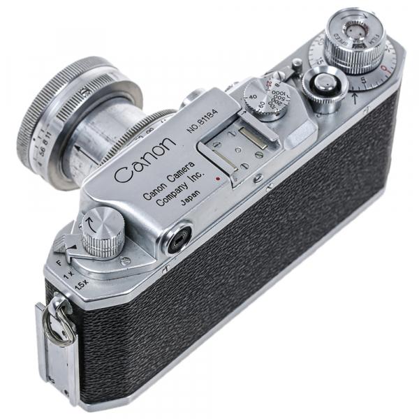 Canon IVSB , Serenar 1,9/50 6