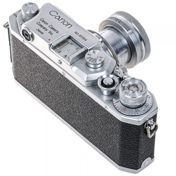 Canon IVSB , Serenar 1,9/50 5