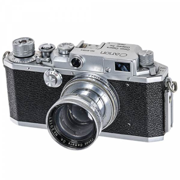Canon IVSB , Serenar 1,9/50 9