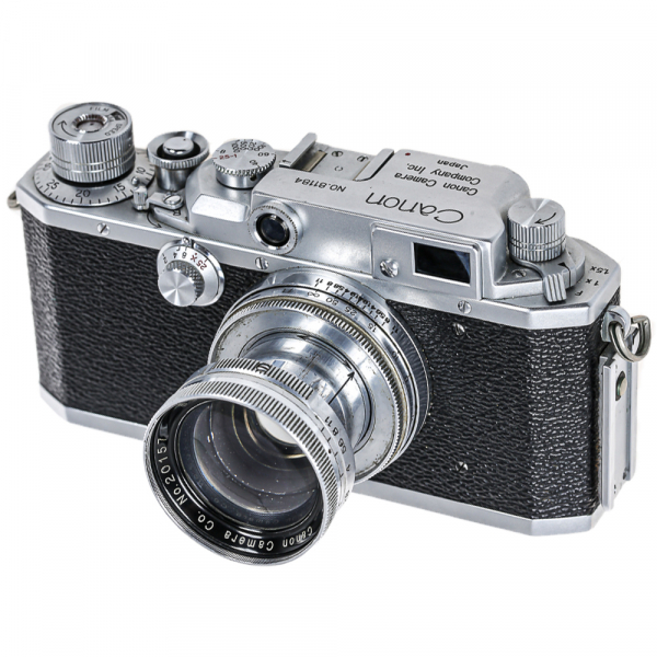 Canon IVSB , Serenar 1,9/50 4