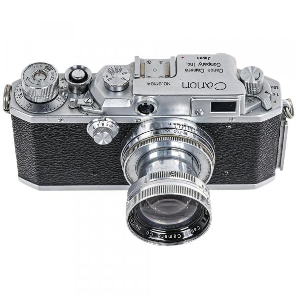 Canon IVSB , Serenar 1,9/50 8