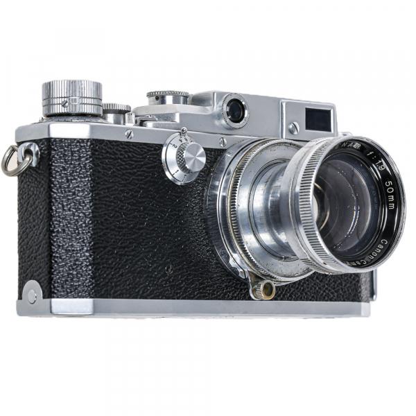 Canon IVSB , Serenar 1,9/50 2
