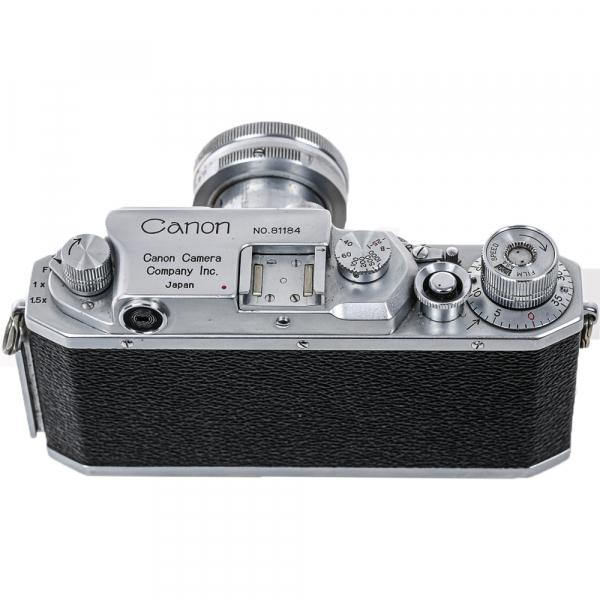 Canon IVSB , Serenar 1,9/50 7